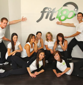 Fit180 Personal Training Team