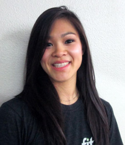 Dallas Personal Trainer Tessie Nguyen